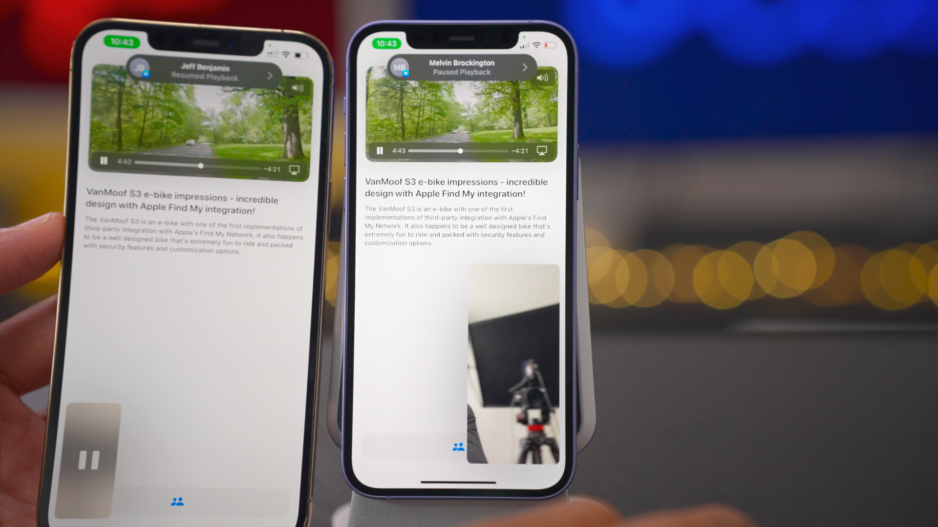 Apple releases iOS 15.1 beta 1 with SharePlay support