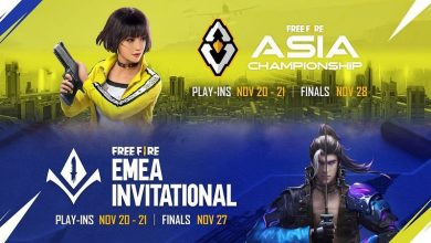 Free Fire Asia Championship 2021 Announced, 4 Teams Will Qualify From India & Pakistan