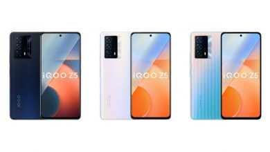 iQoo Z5 launched with 64MP camera, 12GB RAM and 120Hz display, here's the price