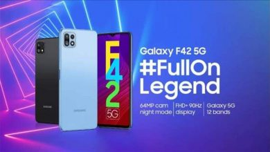 Samsung Galaxy F42 5G price leaked ahead of launch