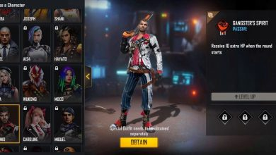 The 5 Best Characters In Free Fire From Miguel To Laura You Can Buy With Gold Coins