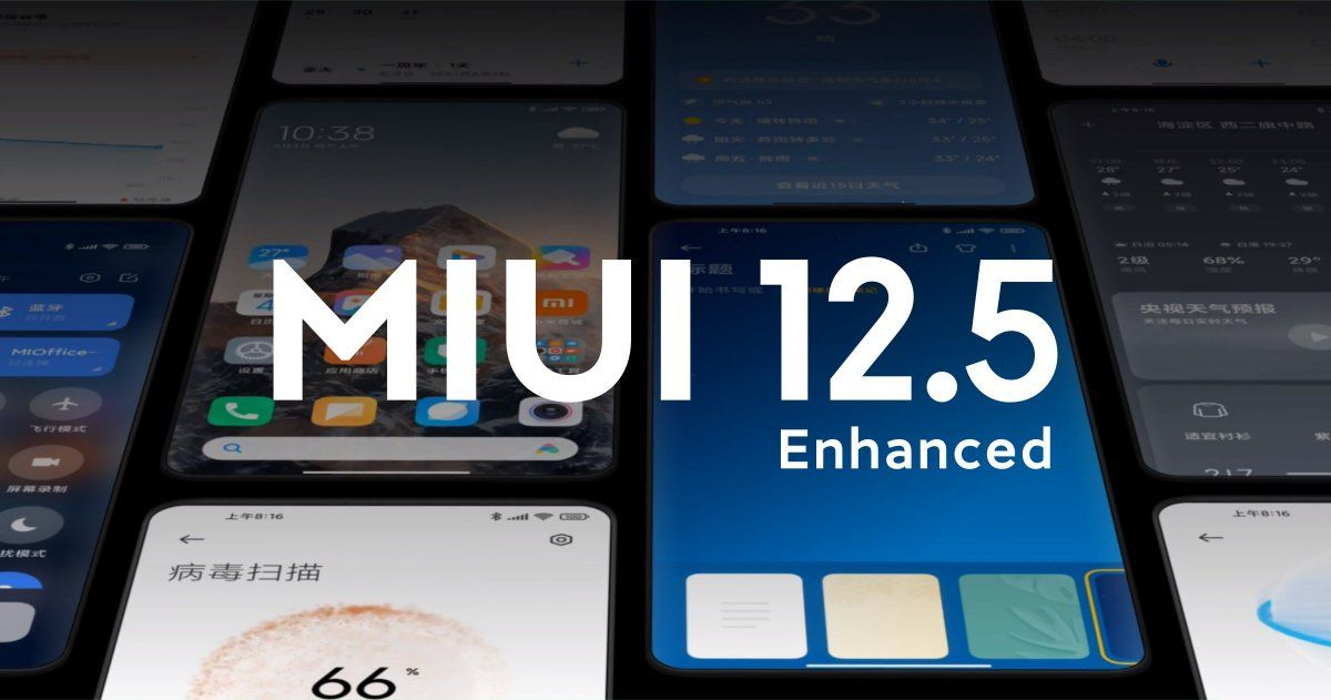 These are the first 9 Xiaomi Phones that will update to MIUI 12.5 Enhanced Global