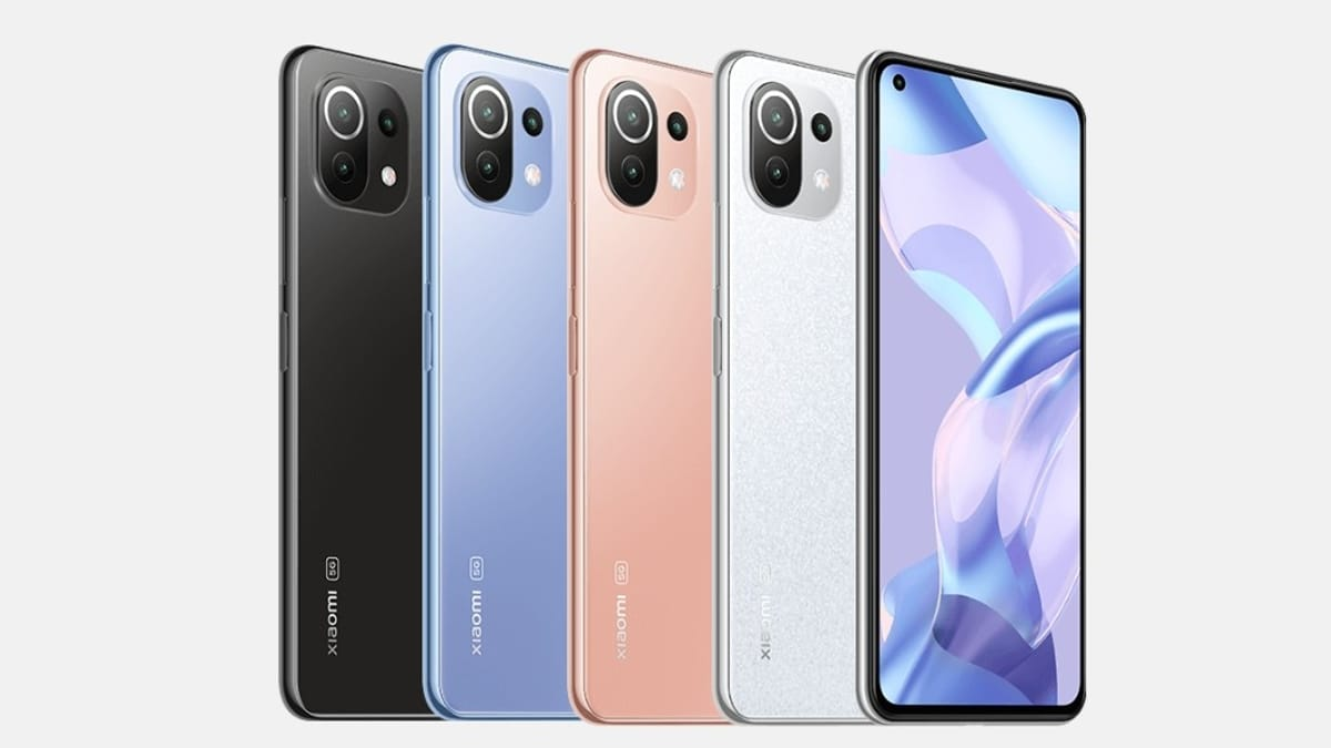 Xiaomi 11 Lite 5G NE will be launched in India soon, leaked Specifications