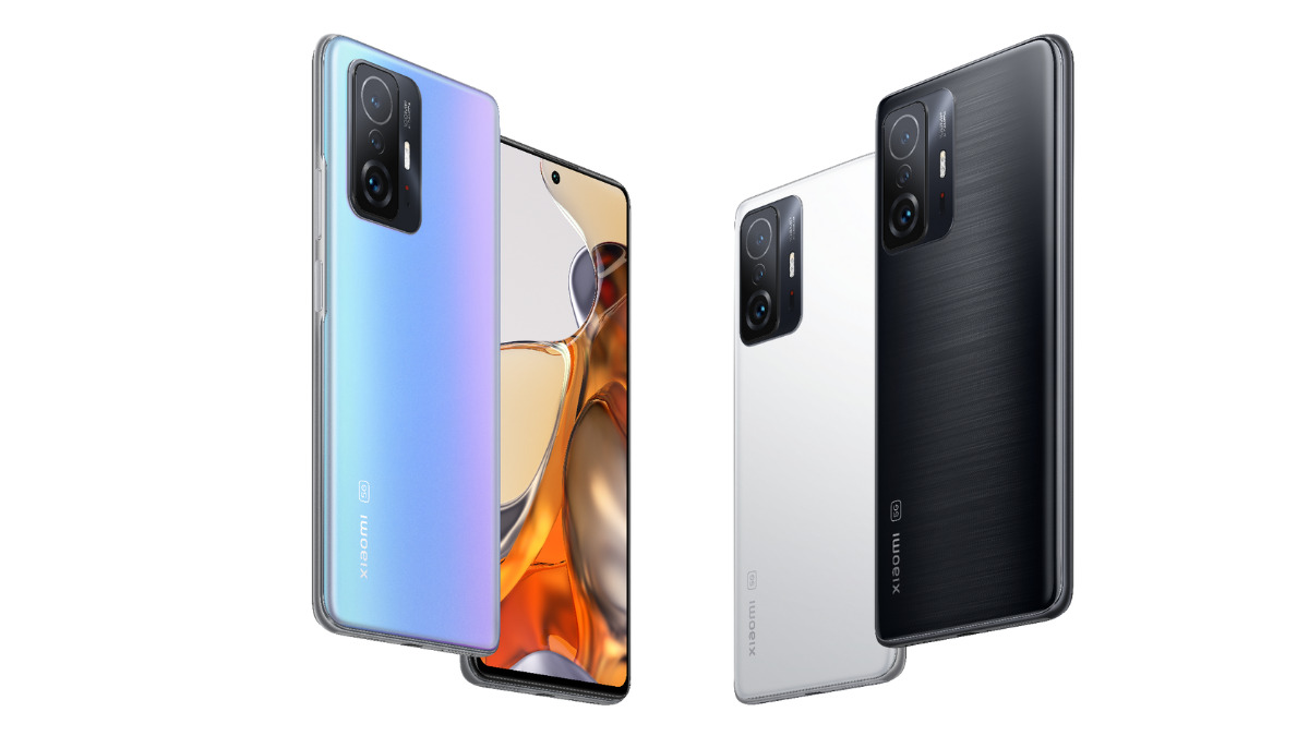Xiaomi 11T, 11T Pro, 11 Lite 5G NE will be launched today